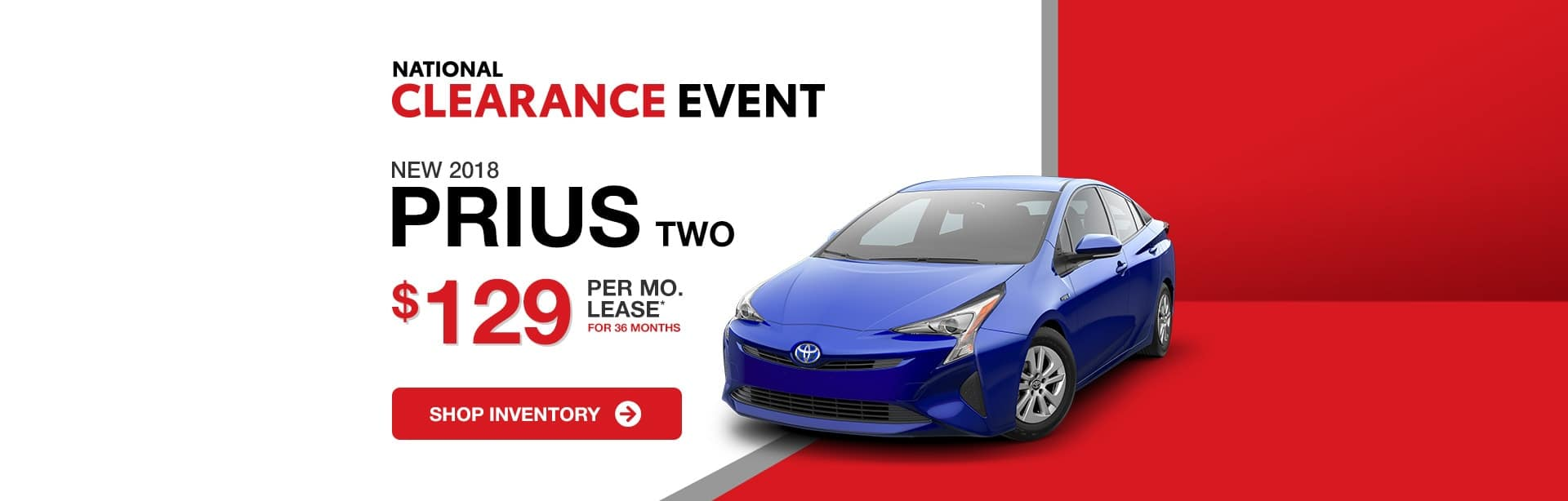 Toyota Prius Lease Special near Indianapolis, Indiana