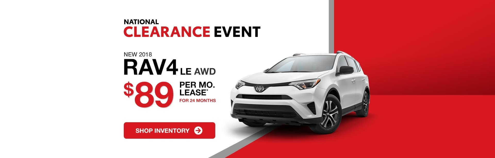 Toyota RAV4 Lease Special Indianapolis