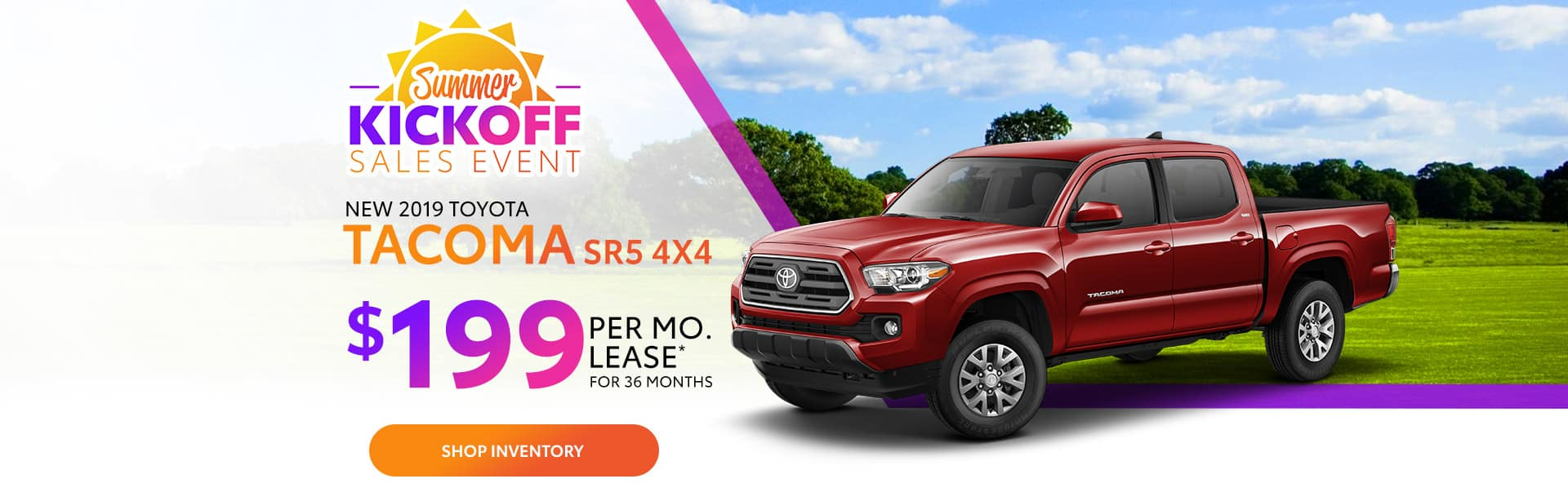 Best Deal on a Toyota Tacoma near Avon, Indiana.