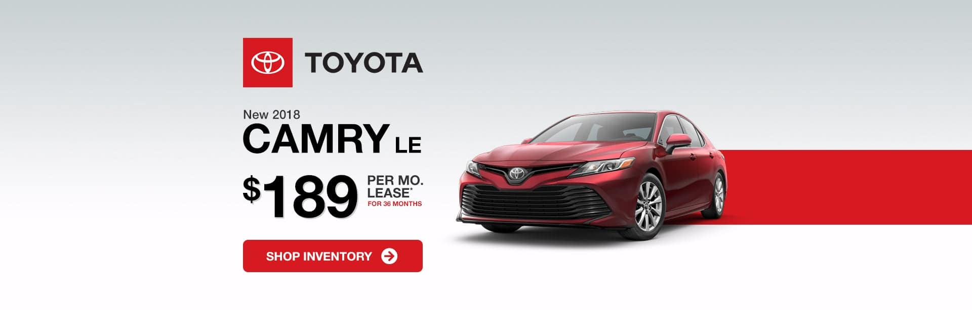 Toyota Camry Lease Special near Greenwood, Indiana