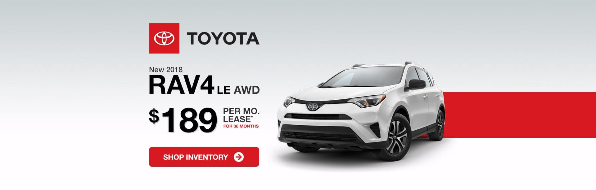 RAV4 Lease Special near Greenwood, Indiana