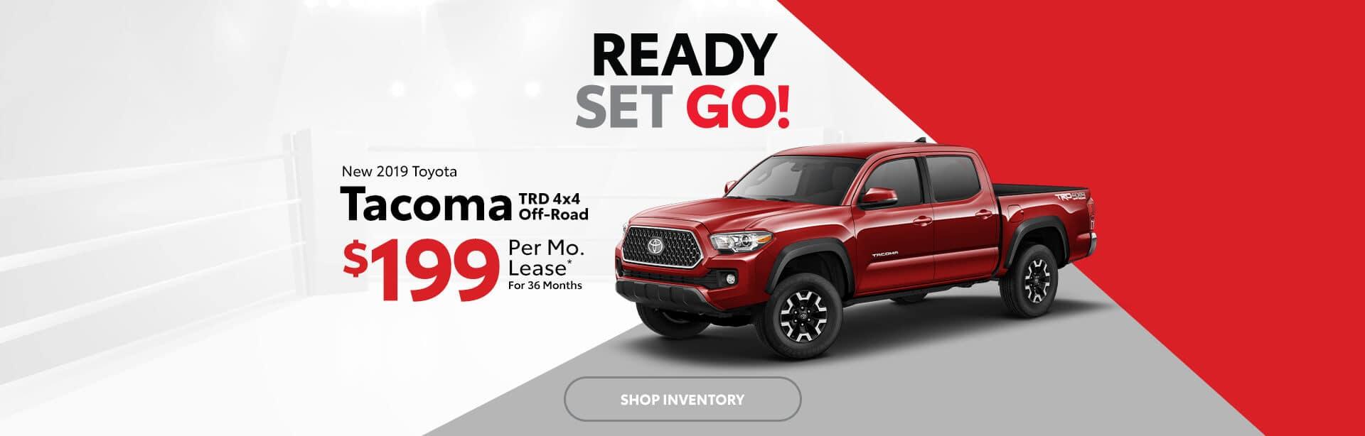 2019 Toyota Tacoma Best Deal near Indianapolis, Indiana
