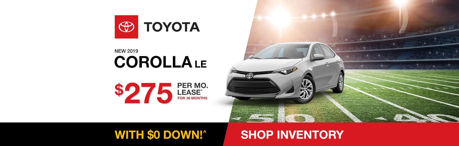 Toyota Corolla Lease Special near Greenwood, Indiana