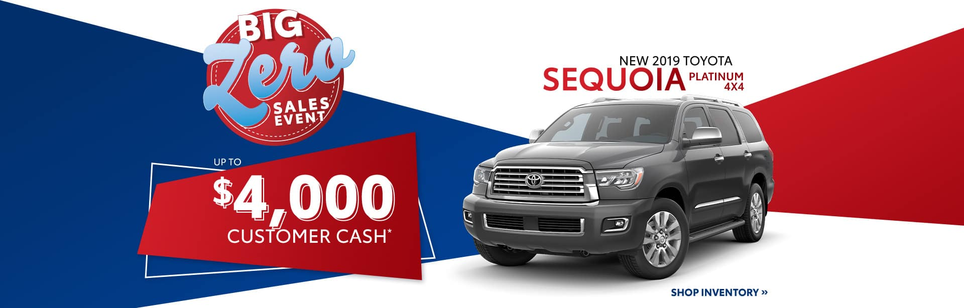 Best Deal on a Toyota Sequoia near Indianapolis, Indiana.