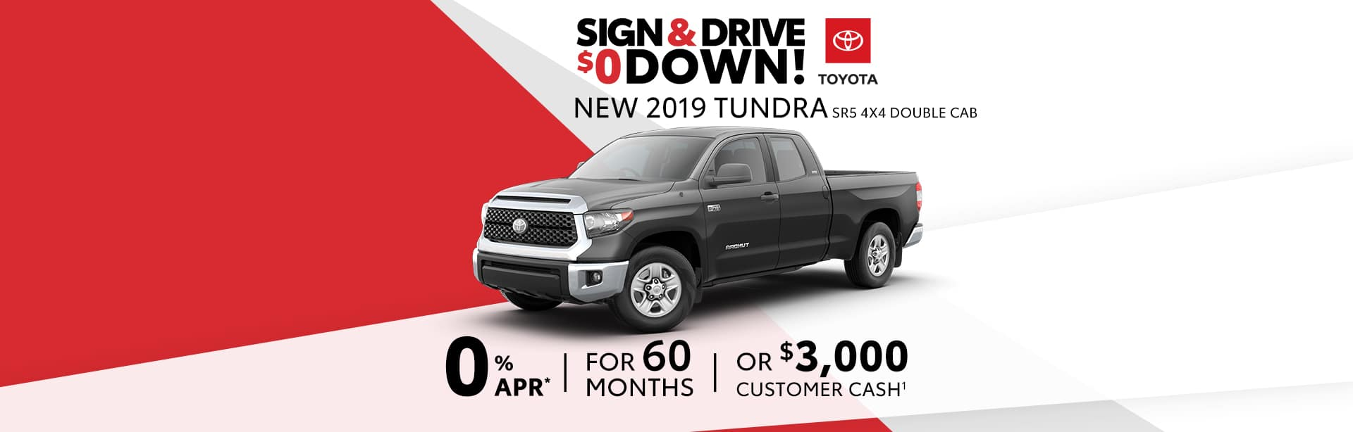 Finance a New Toyota Tundra near Franklin, Indiana.