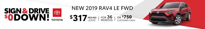 Toyota RAV4 Inventory near Greenwood, Indiana.