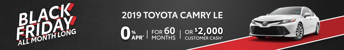 New Toyota Camry Inventory near Columbus, IN.