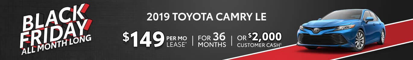 New Toyota Camry Inventory near Indianapolis, IN.