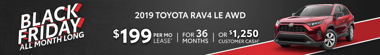 RAV4 Inventory near Franklin, Indiana.
