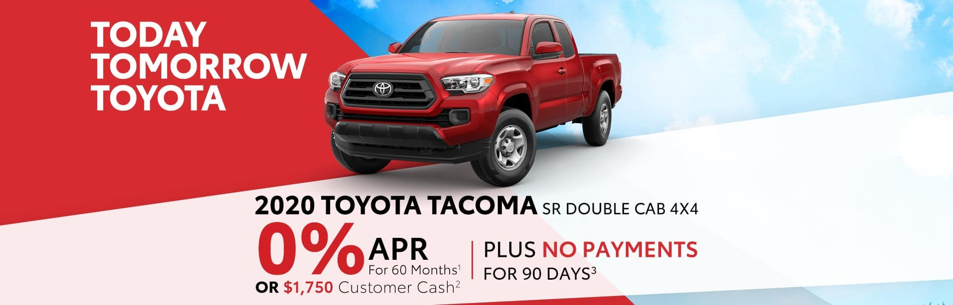 Best Deal on a Toyota Tacoma near Indianapolis, Indiana