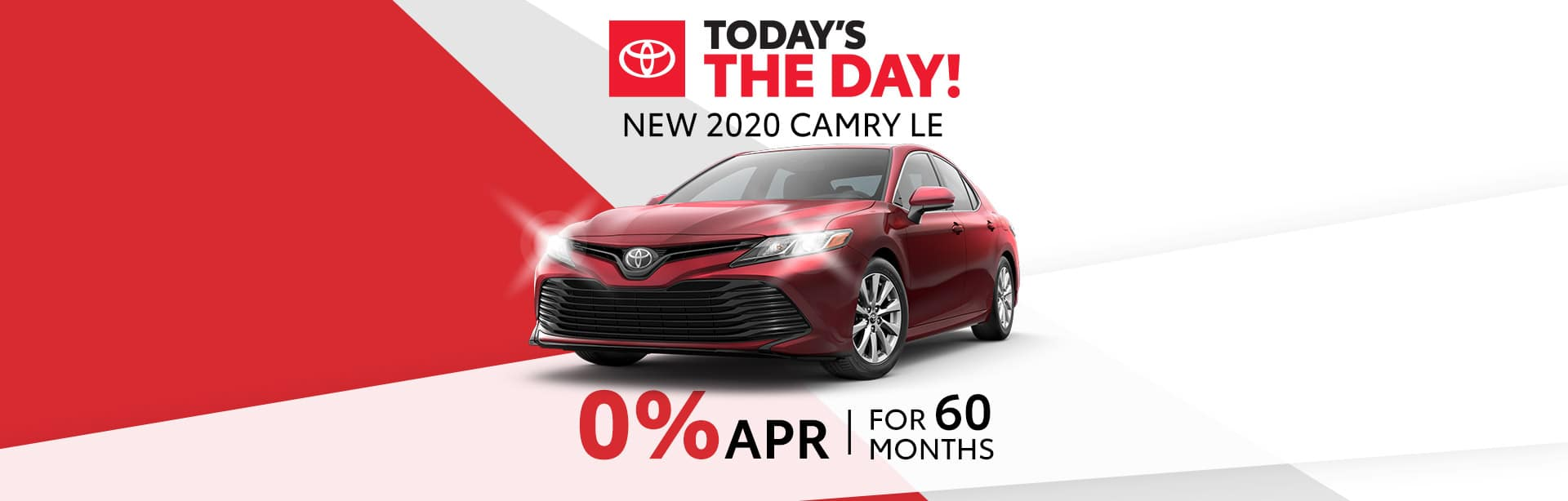 Finance Special on a New Camry near Greenwood, Indiana