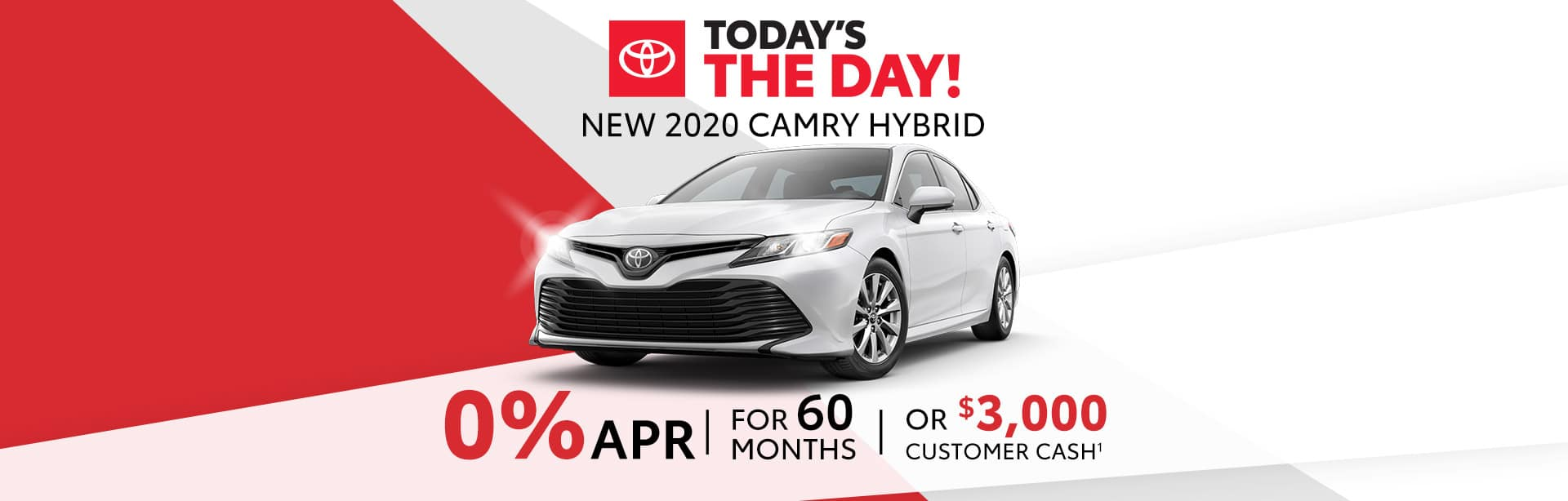 Finance Special on a New Camry Hybrid near Greenwood, Indiana