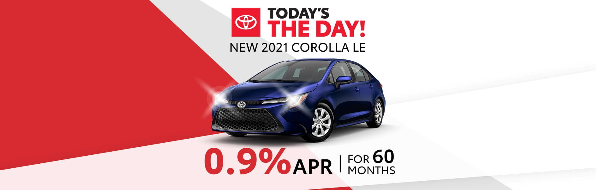 Finance a Corolla for 0% near Indianapolis, Indiana