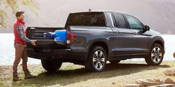 Why buy your 2018 Honda Ridgeline at Castle Honda serving Skokie, IL