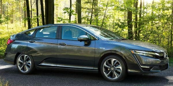 New 2018 Honda Clarity Plugin Hybrid information in Morton Grove, IL