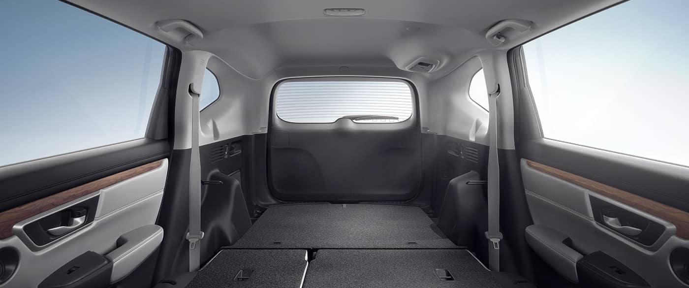 New Honda CR-V Cargo