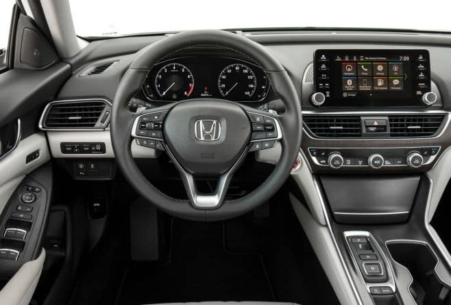 2019 Honda Accord Tech Features