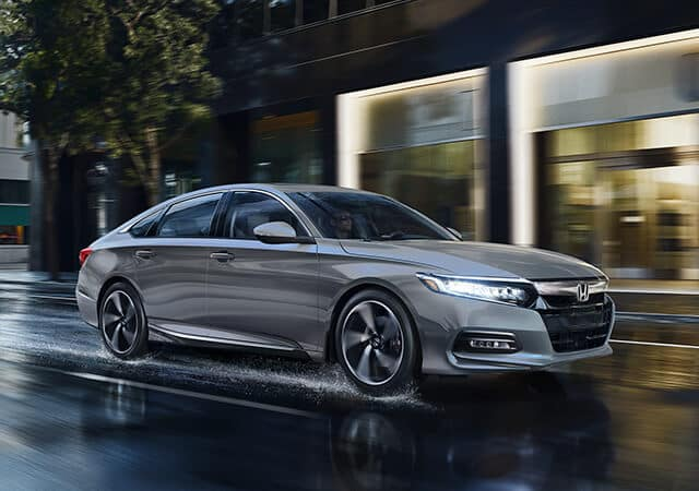 2019 Honda Accord Safety Features