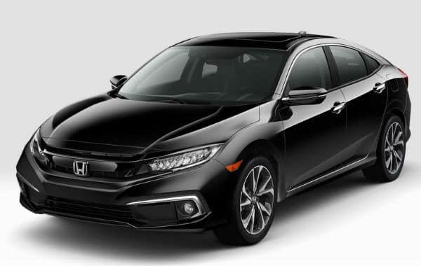 2019 New Honda Civic Northbrook, IL Castle Honda