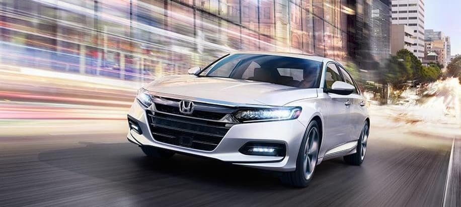 New 2018 Honda Accord car information in Morton Grove, IL