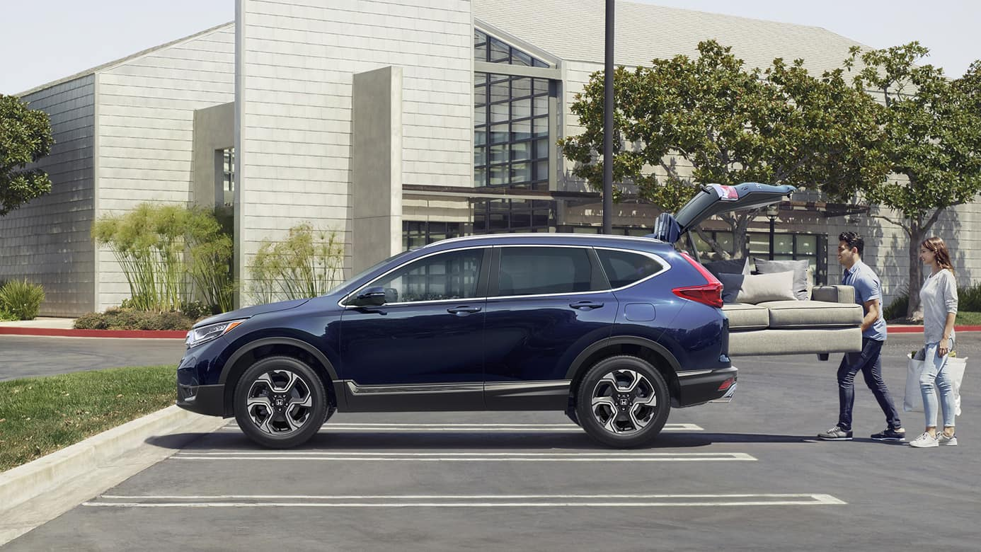 2019 CR-V New Honda Inventory at Castle Honda Arlington Heights, IL
