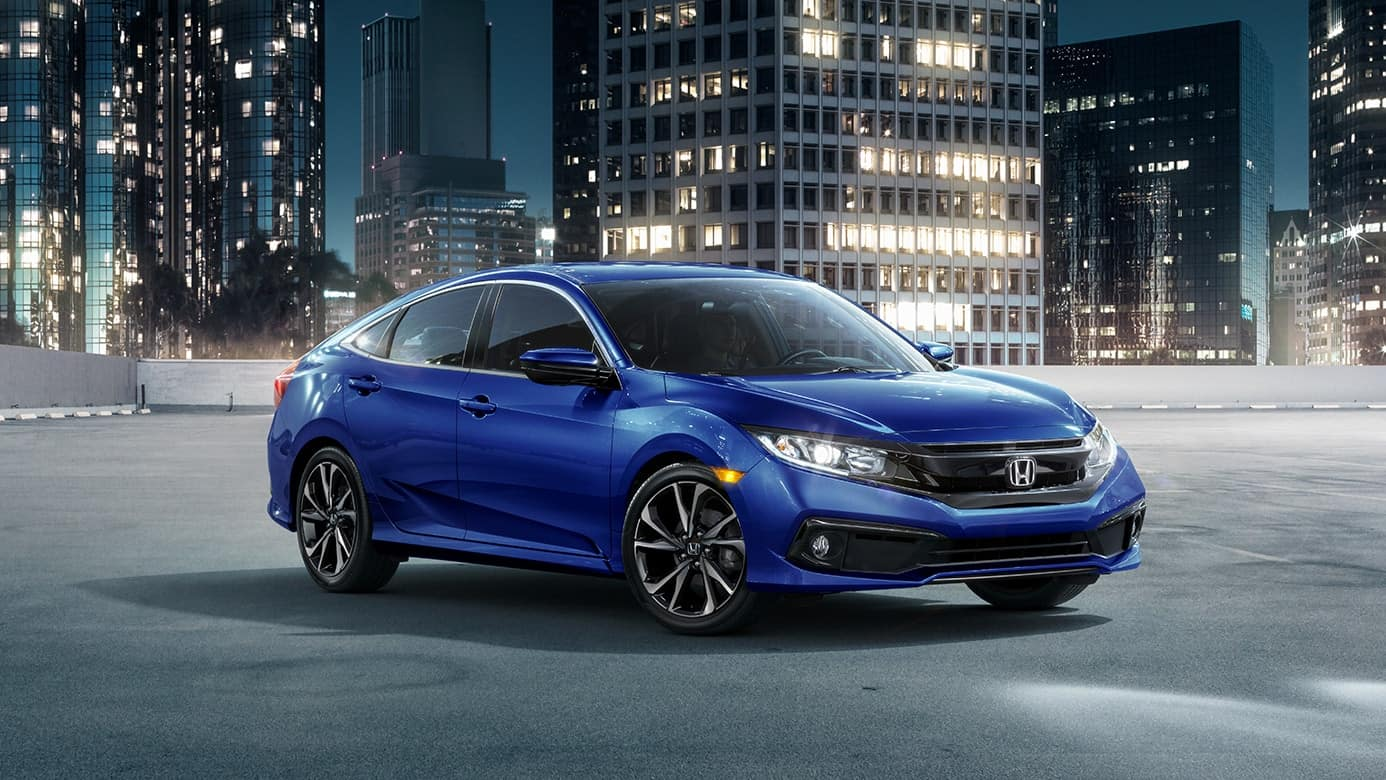 2019 Honda Accord Sedan Vs 2019 Civic Sedan Interior In Chicago, IL Castle Honda