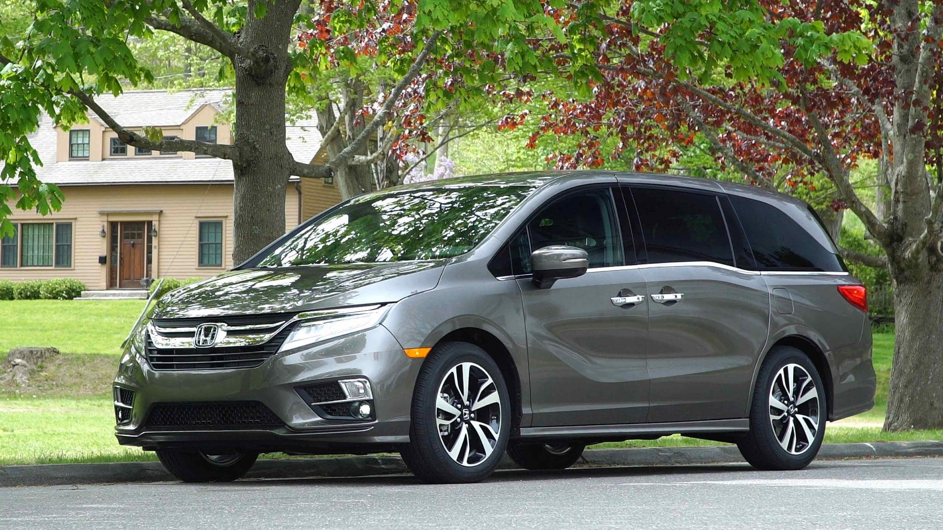 2019 Honda Odyssey Used Honda Inventory at Castle Honda Serving Chicago, IL
