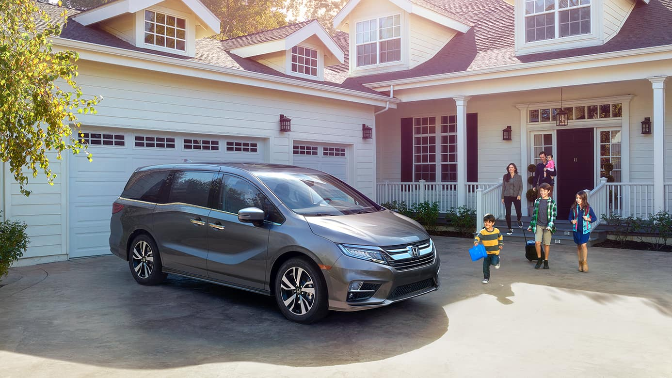 2019 Honda Odyssey New Odyssey Inventory at Castle Honda Serving Chicago, IL