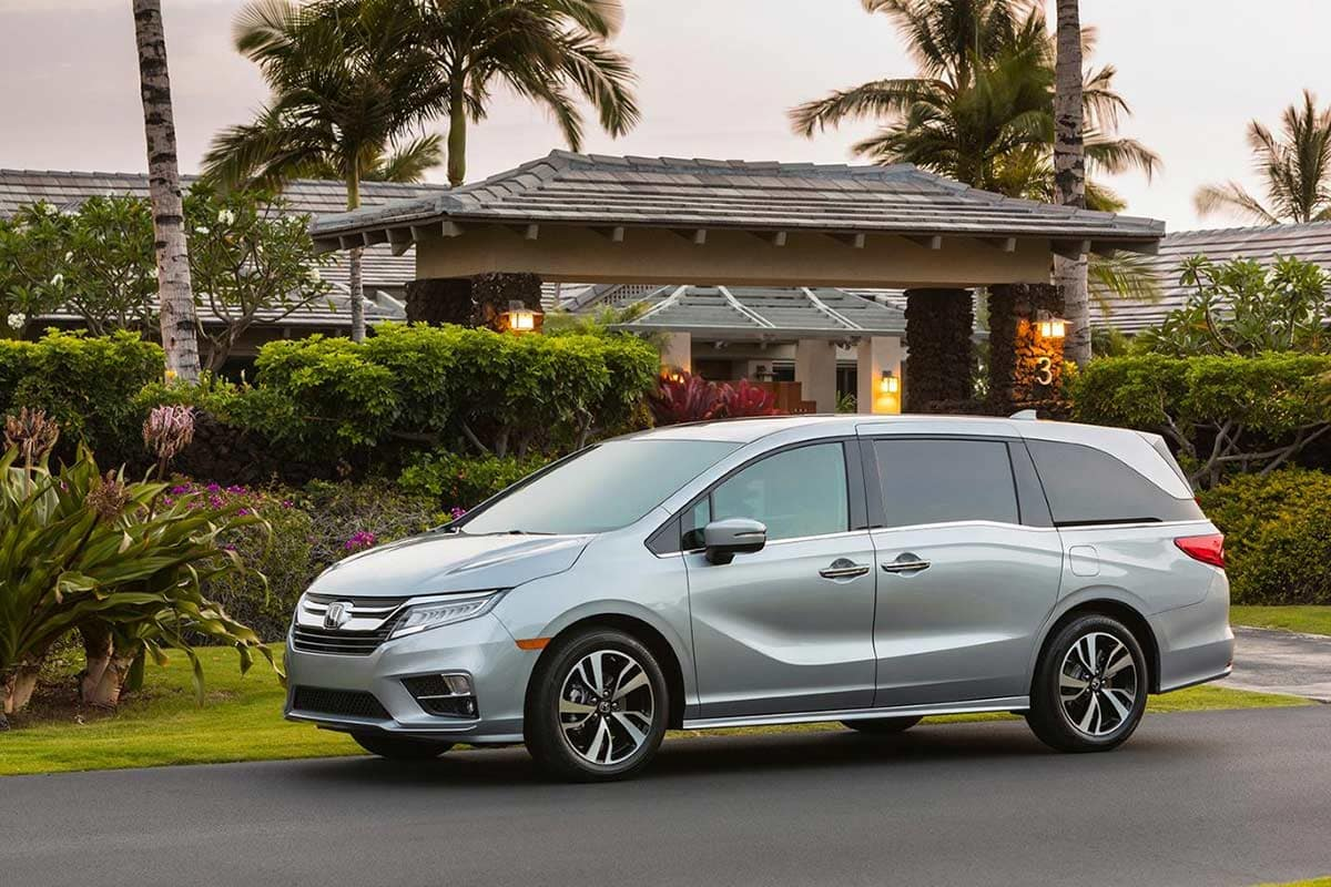 2019 Honda Odyssey Auto Financing at Castle Honda Serving Chicago, IL
