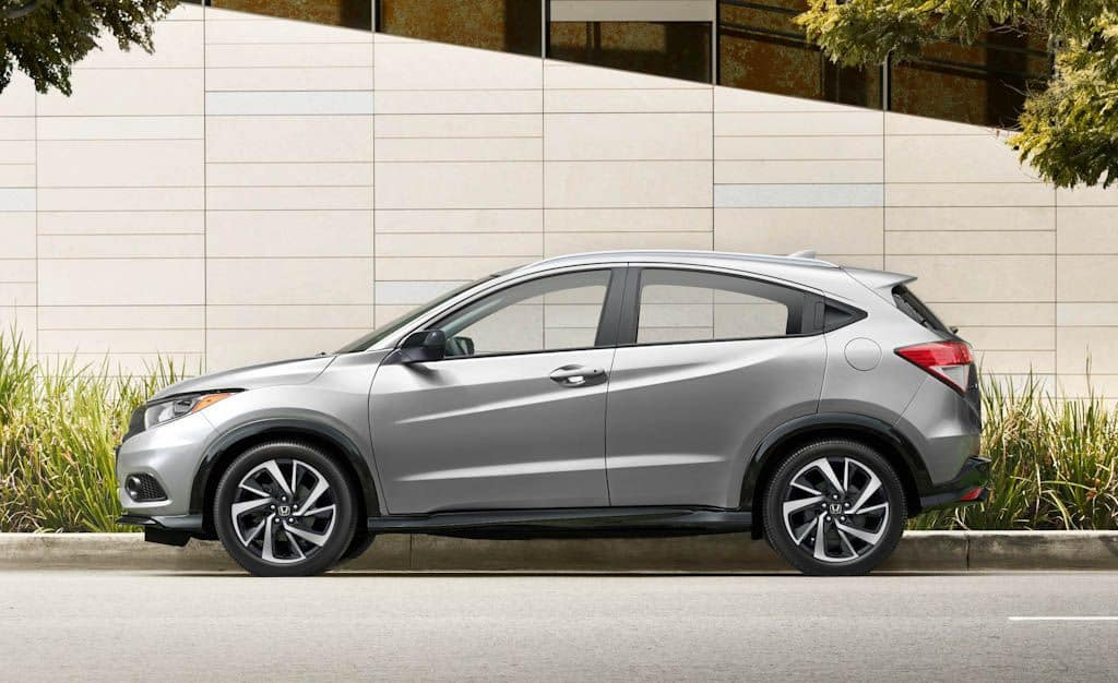 2019 Honda HR-V vs Honda CR-V