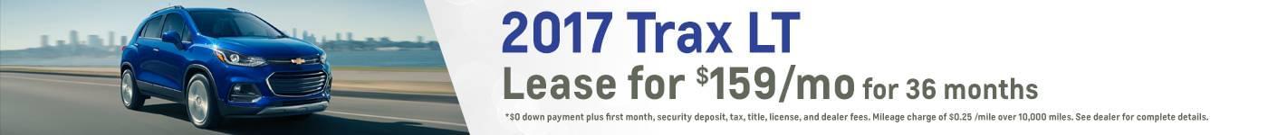 may 2017 trax