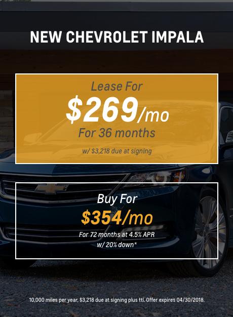 Impala Mobile April 2018