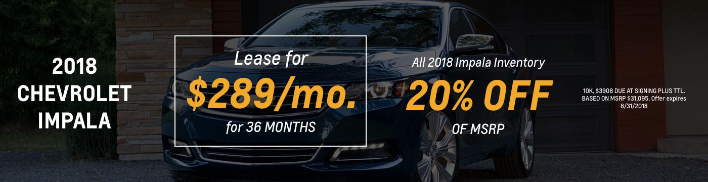 Impala dt