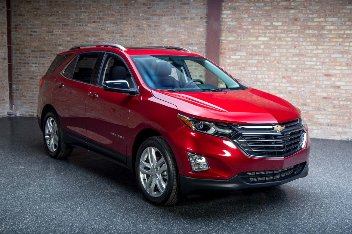 Chevrolet Of Naperville >> 2018 chevy equinox safety | Chevrolet of Naperville