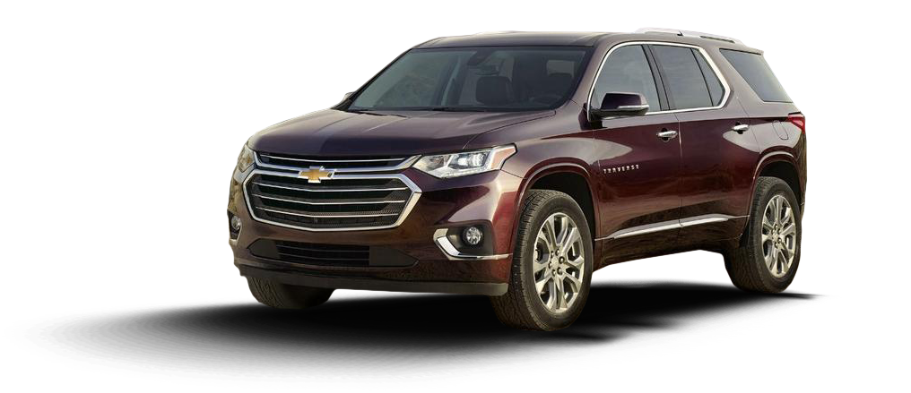2018 Chevy Traverse - Performance, Design & Safety Review ...