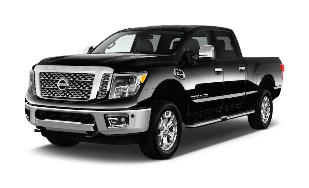 2017 Chevy Silverado Vs 2017 Nissan Titan Chevrolet Of