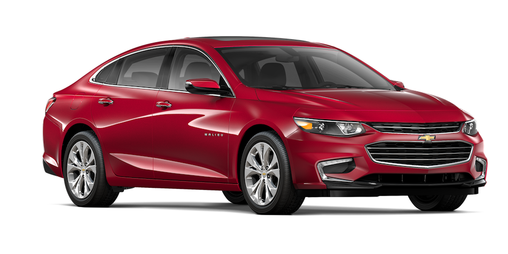 2017 Chevy Malibu vs 2017 Ford Focus | Chevrolet of Naperville