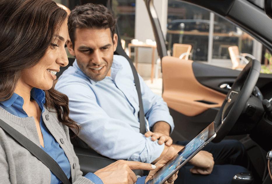 2018 Chevy Equinox wifi