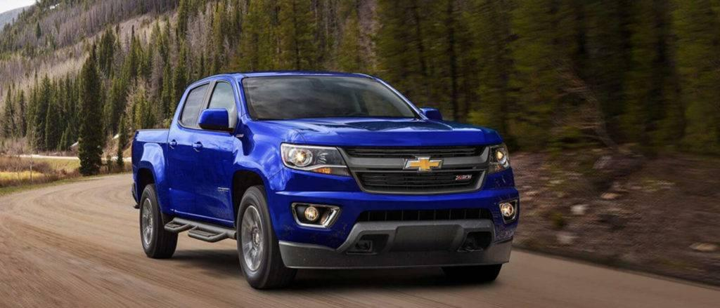 2017 chevy colorado
