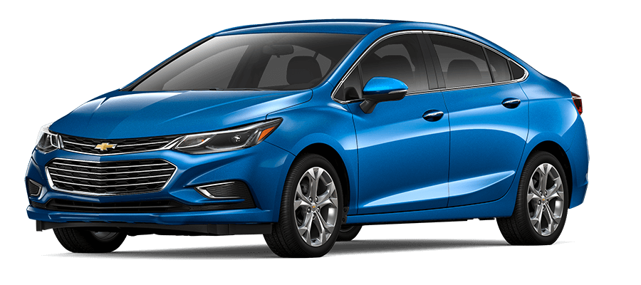 2017 Chevy Cruze Premier Kinetic Blue Metallic