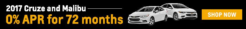 September Lease Offers Chevrolet of Naperville