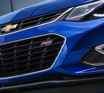 2018 Chevrolet Cruze grille