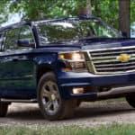 2018 Chevrolet Suburban thumbnail
