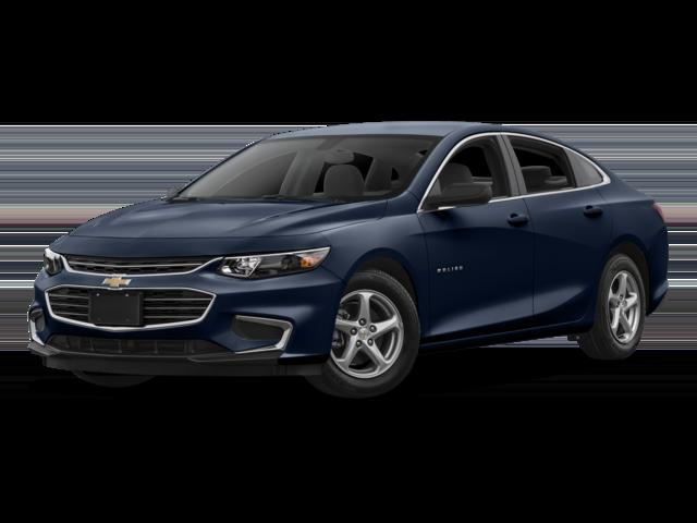 2018 Chevrolet Malibu Comp Hero
