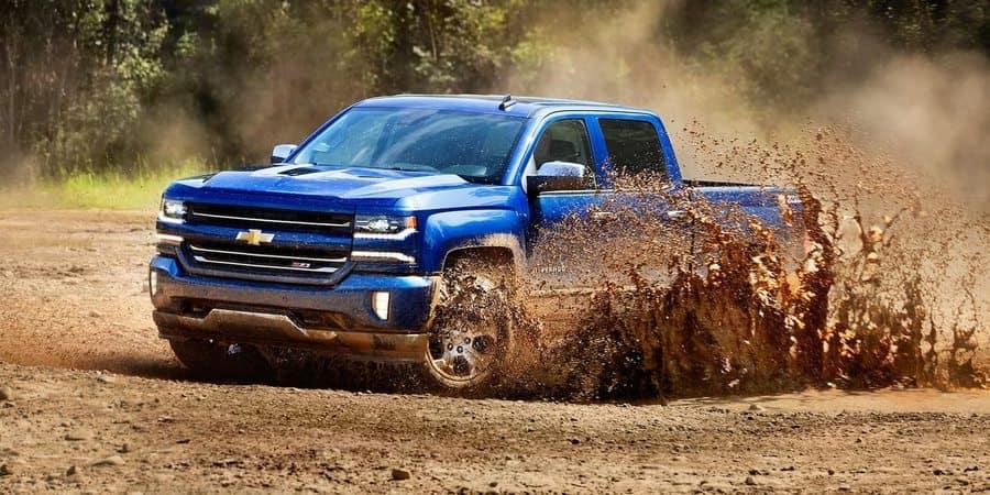 2018 Chevrolet Silverado Mud