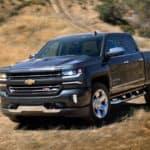 2018 Chevrolet Silverado Trims 4