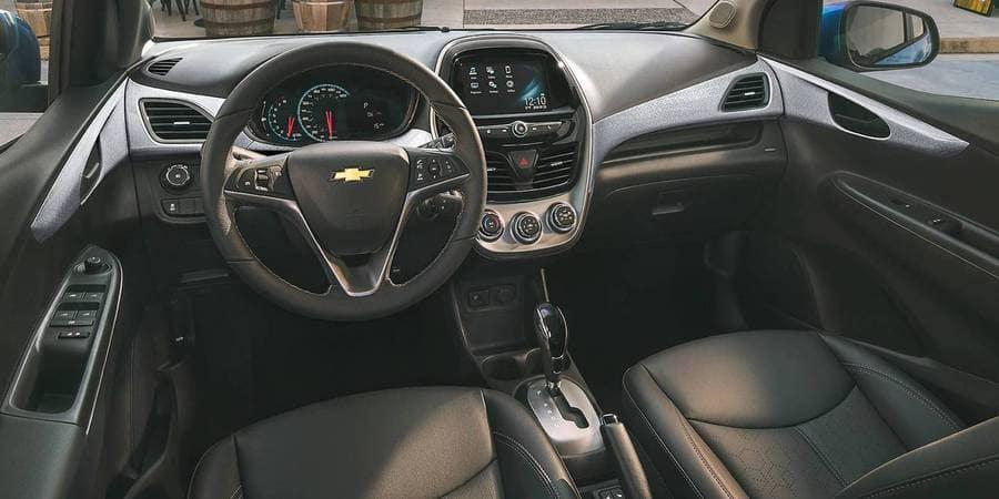 2018 Chevrolet Spark Stearing