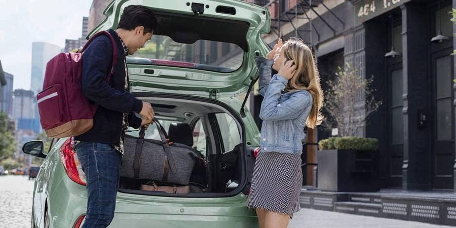 2018 Chevrolet Spark Cargo