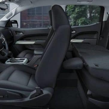2018 Chevrolet Colorado Interior Cabin