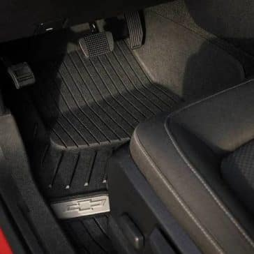 2018 Chevrolet Colorado Weather Mats